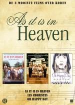 packshot As it is in Heaven de 3 mooiste films over koren (box 3 nw)