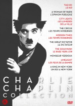 packshot Charlie Chaplin Collection (Part I) (box 10 nw)