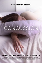 packshot Concussion (DVD)
