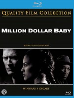 packshot Million Dollar Baby (Blu-ray qfc)