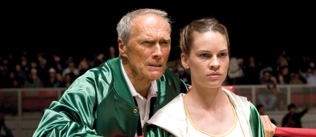 promo Million Dollar Baby (Blu-ray qfc)